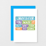 SixElevenCreations_Congratulations_SE0232A6_KingfisherBlue
