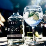 Keepr's 1606 Gin - Front