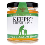 Keepr's Apple Blossom Honey - Front