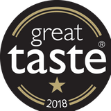 Great Taste 2018 1 Star Award