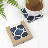 Isabel Coasters, Boxed set of 4