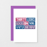 SixElevenCreations-Thirty Card-SE0226A6-Purple