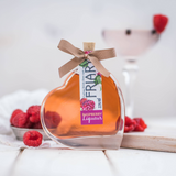 Raspberry Liqueur Heart