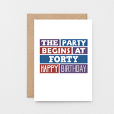 SixElevenCreations-Forty Card-SE0227A6-Kraft