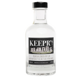 Keepr's Gin with Wiltshire Water - Front