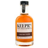 Keepr's Honey Spiced Rum - Front