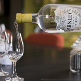 Pouring Darnley's Original Gin