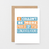 SixElevenCreations-Congratulations Card-SE0173A6-Kraft