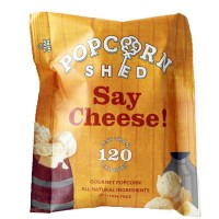 Gourmet Popcorn Snack Packs - Say Cheese