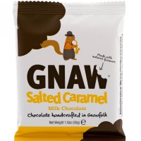Gnaw Salted Caramel Mini Bar 50g