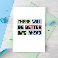 Thinking Of You Card   Better Days