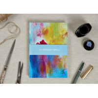 A5 Hardbound Notebook - Wildflowers