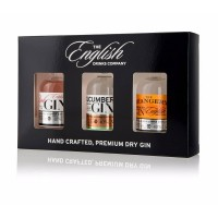 English Drinks Company Gift Pack 3x5cl