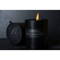 Grenade & Frosted Vanilla Kosher Candle
