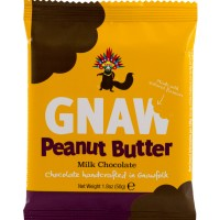 Gnaw Peanut Butter Mini Bar 50g