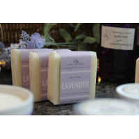 Additive-free Coconut Oil Soap With Lavender Essen