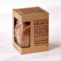 Yorkshire Parkin Biscuit Box