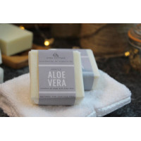 Additive-free Coconut Oil Soap With Aloe Vera Juic