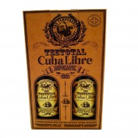 10% Off - Teetotal Cuba Libre - 4 Bottle Gift Pack