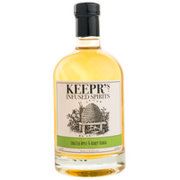 Keepr's English Apple & Honey Vodka - Front