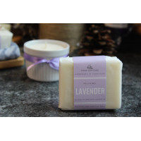 Additive-free Coconut Oil Bath Soap With Lavender
