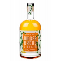Gingerbread Liqueur 50cl (21.5% Abv)
