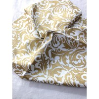 Gold Baroque Christmas Napkins