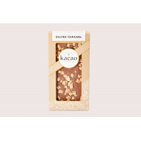 Salted Caramel Luxury Chocolate Bar
