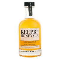 Keepr's Honey Gin - Front