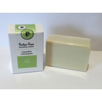 PURE RANGE Cucumber Cleansing Goat's Milk Soap