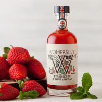 Strawberry & Mint Vinegar 100ml
