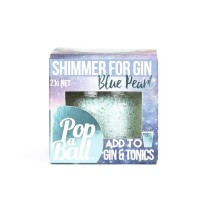 Blue Pearl Shimmer For Gin