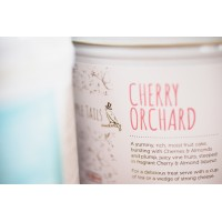 Cherry Orchard Tinned Luxury Fruit Cake Gift