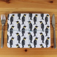 Penguin Party Placemat (set Of 4)