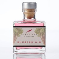 Shakespeare Distillery - Rhubarb Gin 20cl
