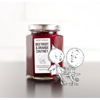 Beetroot & Orange Chutney - Case Of 6