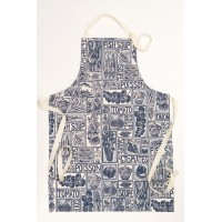 Simple Soups Organic Cotton Apron