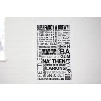 Yorkshire Dialect Tea Towels