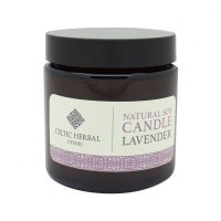 Natural Lavender Soy Candle 105g