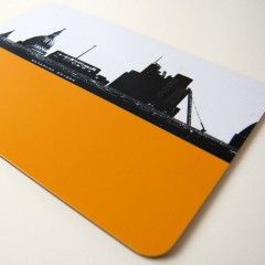 London - Waterloo Bridge Table Mat