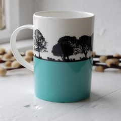 Leeds - Calverley Bone China Mug