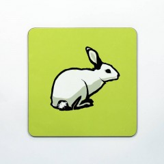 Rabbit Table Mat