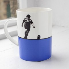 Rugby Bone China Mug - Individually Boxed