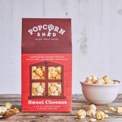Gourmet Popcorn Gifts - Sweet Cheesus