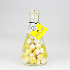 Pina Colada Hardboiled Sweets Flask