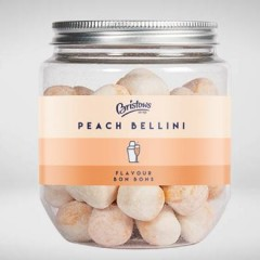 Peach Bellini Chewy Mocktail Bonbon