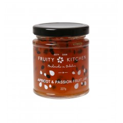 Apricot And Passion Fruit Jam 227g