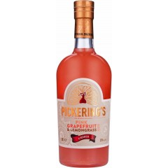 Pickering's Pink Grapefruit And Lemongrass Gin Liqueur