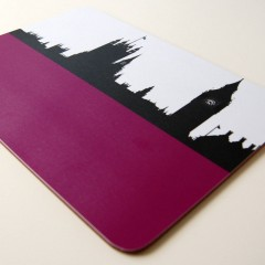 London - Houses Of Parliament Table Mat