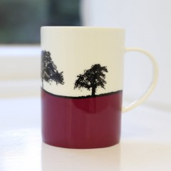 Dales - Burnsall Bone China Mug - Individually Box